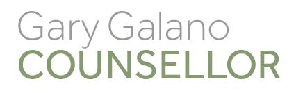 Gary Galano Addiction Counselling  Bromley